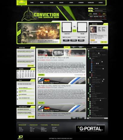 Green Clandesign DZCP