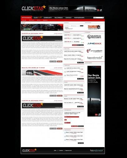 clickSTAR Clandesign by bas-webmedia