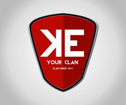 Premium Clan Logo