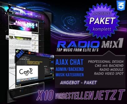 Professional Radio Mix v1