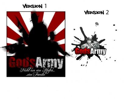 GodsArmy Mafia Logo