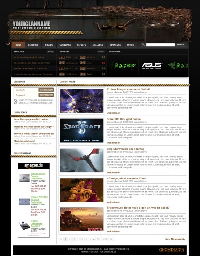 Starcraft 2 Design