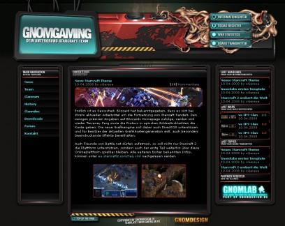 Starcraft 2 Clandesign