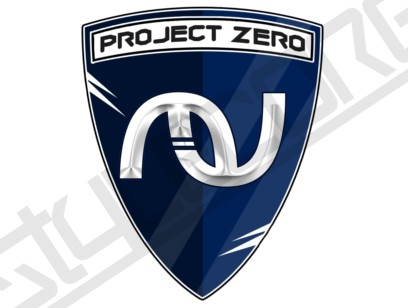 PROJECT ZERO blue/white Clanlogo (FREE)