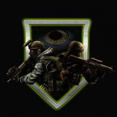 Green CS:S Logo