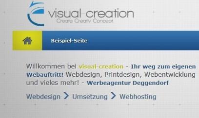 Webdesigner Layout Wordpress