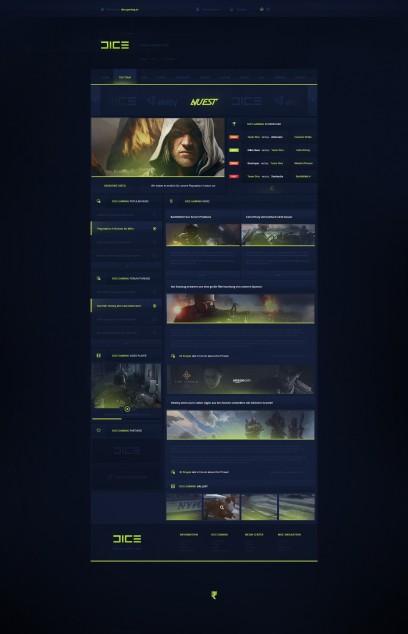 Dice Gaming Design