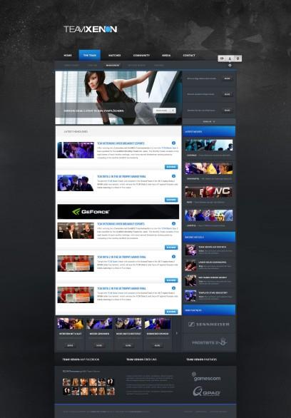 Xenon Gaming Design