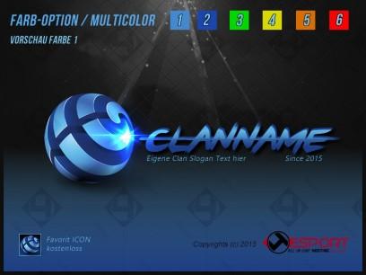 Clanlogo 001 Multicolor