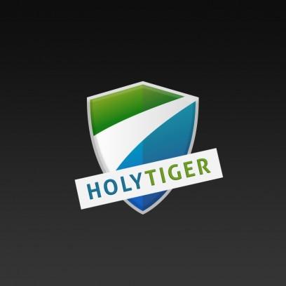 Holytiger Wappen Shield Logo
